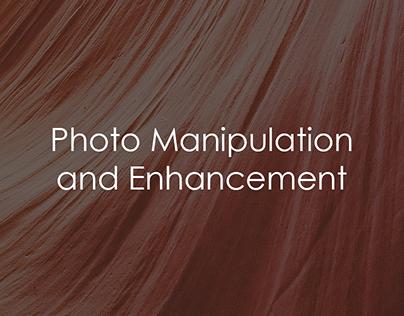 Photo Manipulation and Enhancement