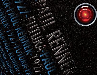 Futura Font Panorama