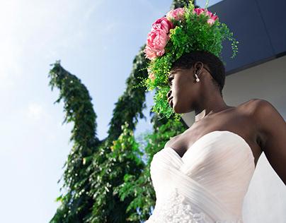 Bridal Editorial /w Lex Ash