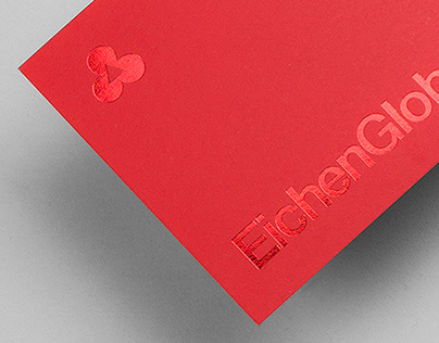 EichenGlobal - Brand Design