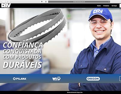 Webdesign - DRV Ferramentas