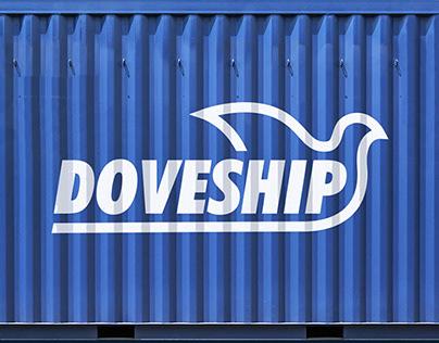 Doveship   Brand identity
