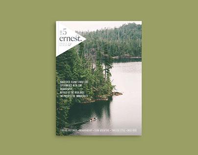 Ernest Journal, Issue 5