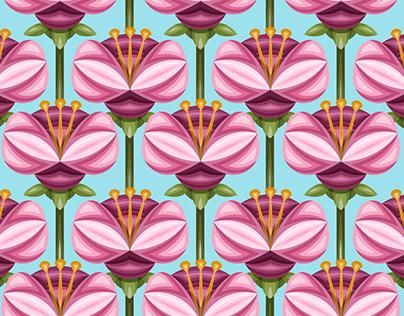 Rosas - Pattern