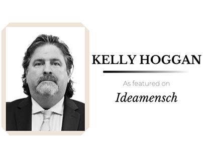 Kelly Hoggan Interview from Ideamensch