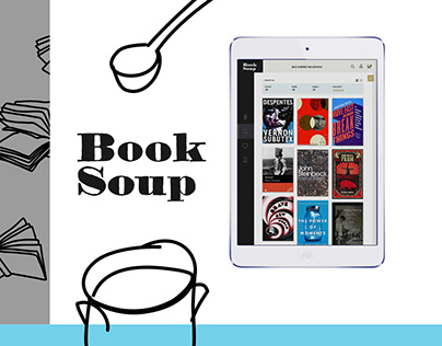 Bookstore : tablet interface