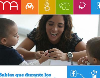 Melanie Alvarado Website