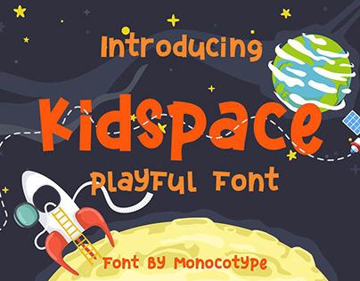 Kidspace - Playful Font