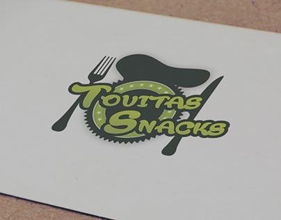 Tovitas Snacks Logo
