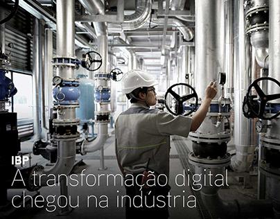 IBP - A transformação digital chegou na indústria
