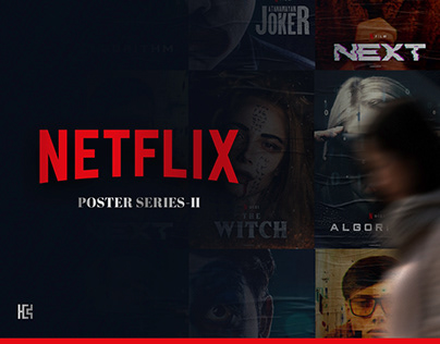 Netflix Poster Series - II