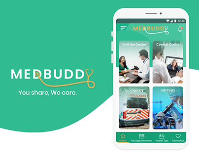 MedBuddy - a medical app for patients, doctors and more