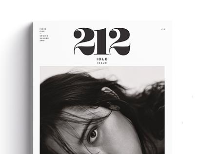 212 Magazine/Issue V