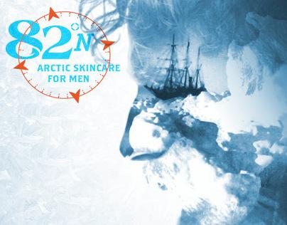 82 degrees North Skincare for Men