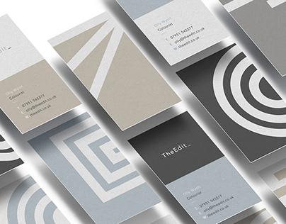 The Edit - Branding & Website Design