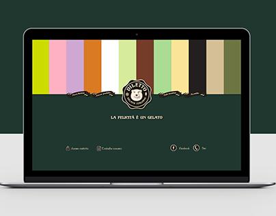 Web design - Diletto