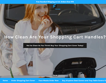 Shopify eCommerce Store Design