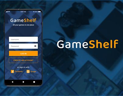 GameShelf