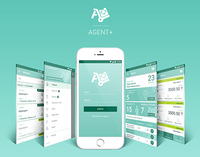 Application for sales agents
