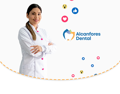 Social Media - Alcanfores Dental