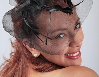 MakeUp and Stylist 2012. Actress: Angélica Sarmora.