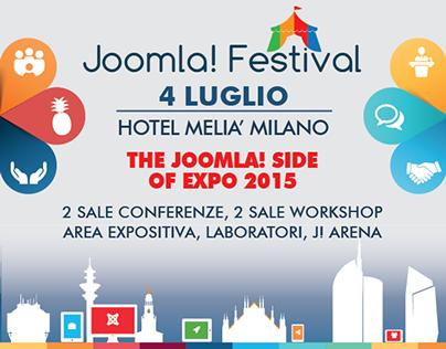 Event Branding per Joomla! Festival