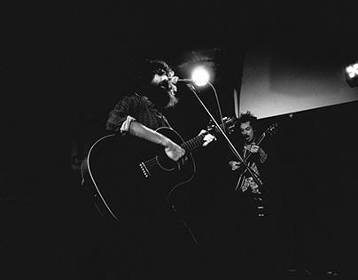 Concierto Ángel Stanich - Sala Beat- Segovia