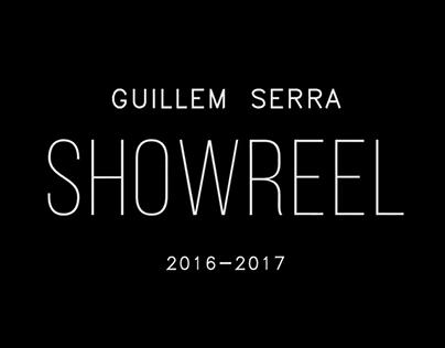 Showreel 2016-17