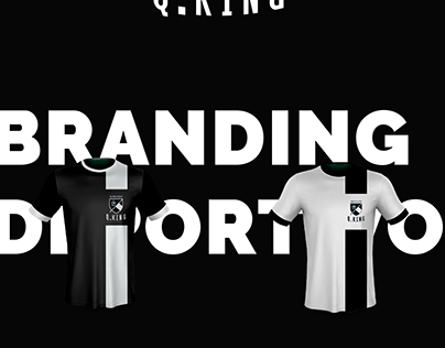 Deportivo Q.KING - Branding Deportivo