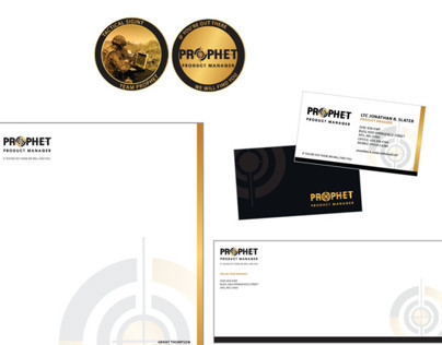 PdM Prophet Brand Identity