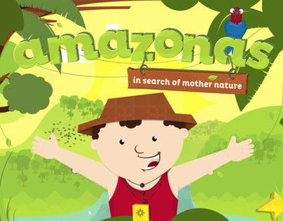Amazonas, in Search of Mother Nature - iPad (2012)