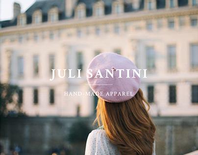 Juli Santini - Paris Photoshooting