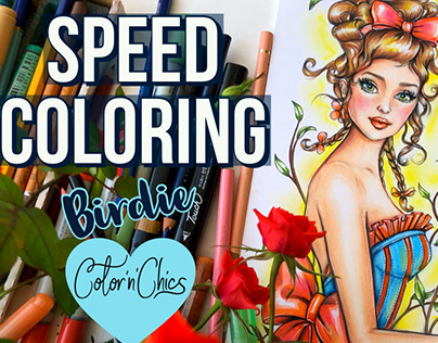 Speed Coloring
