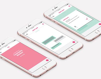 Refuge (Domestic Violence) App