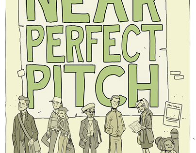 Near Perfect Pitch by Ian Jeans