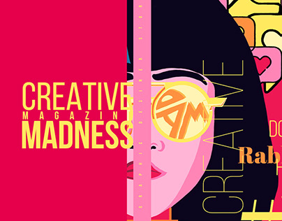 CREATIVE MADNESS MAGAZINE FREE ISSUE READ NOW!!!