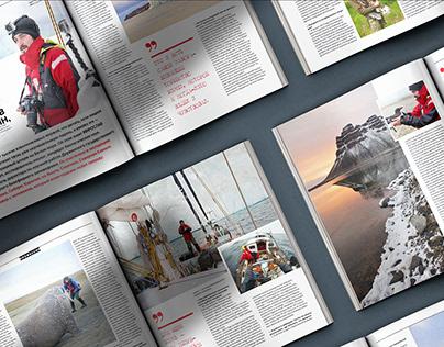 Верстка журнал/Magazine