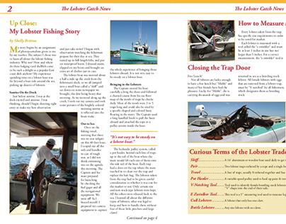 Lobster Newsletter