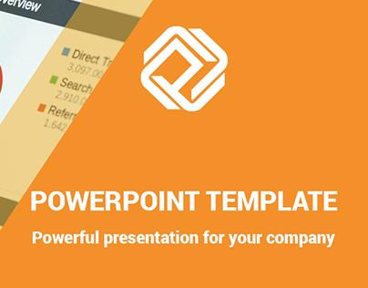 Clean Powerpoint Presentation
