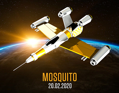 Barcelona Media Design / Mosquito 3D