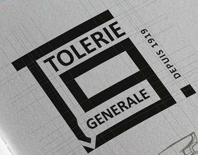 Logo Tôlerie Générale