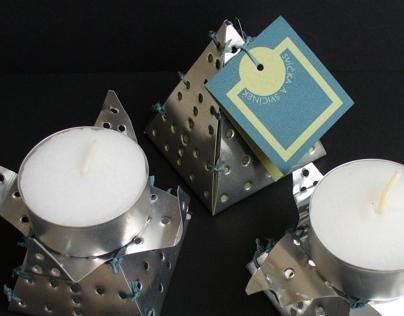 obal na svíčku