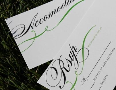 Invitation Only- Invitation Design