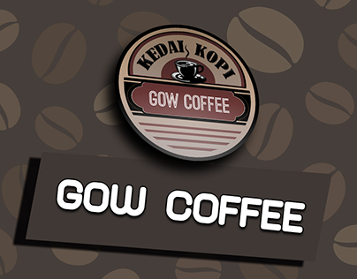 Coffee Shop Design Project (GOW COFFEE)