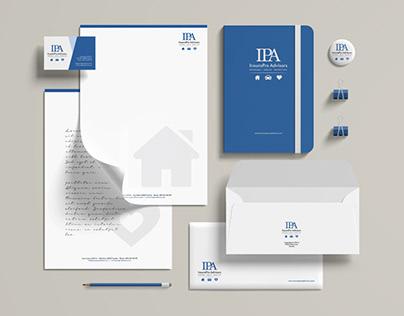 IPA InsuraPro Advisors » Logo, marca y web