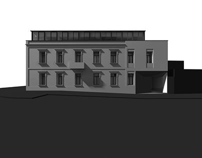 P.030 _ BUILDING IN MATOSINHOS (2016)