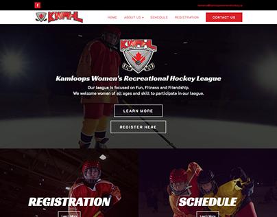 Kamloops Womens Hockey