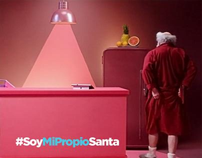 #SoyMiPropioSanta - Lenovo