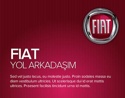 FIAT Mobile App
