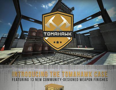 The Tomahawk Case (concept)